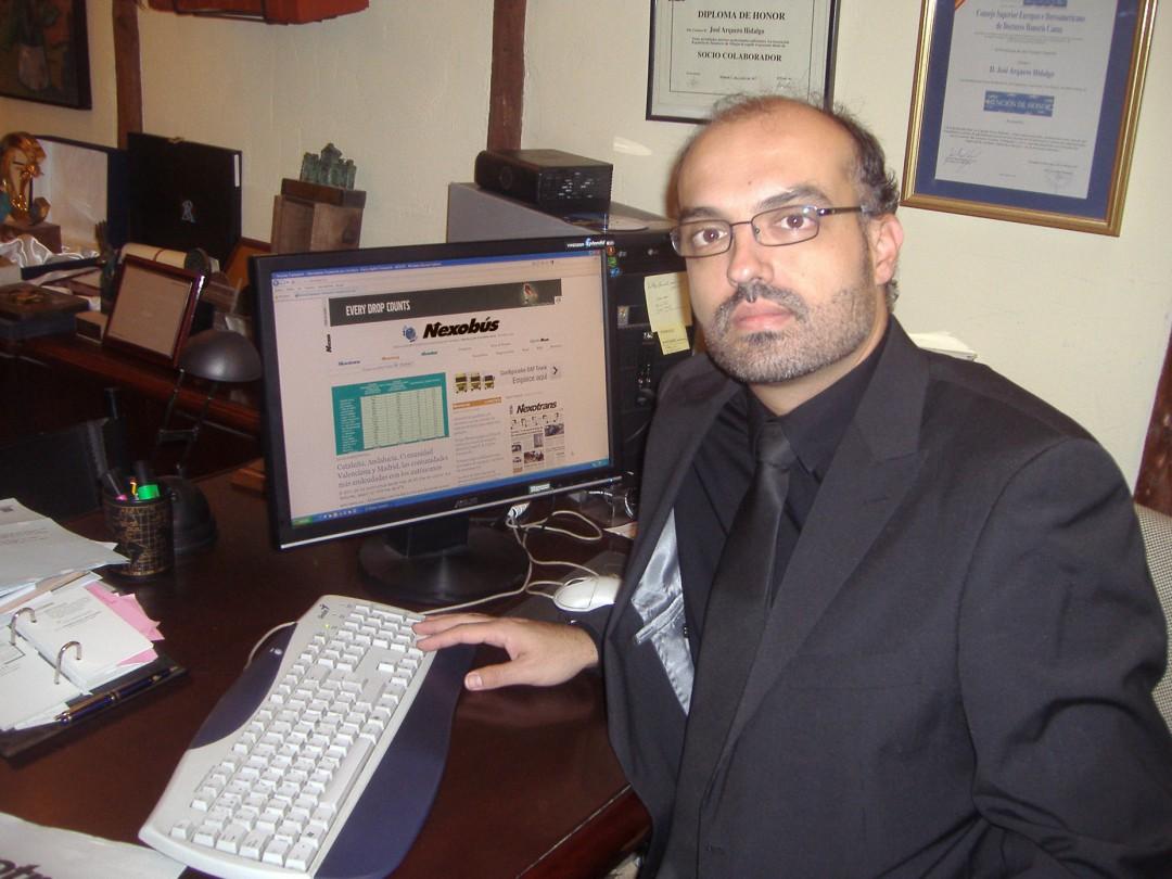 Daniel Gallego - Subdirector Nexobus