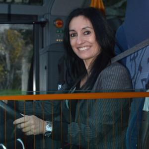 Mayte Rodriguez, directora de Carrilbus
