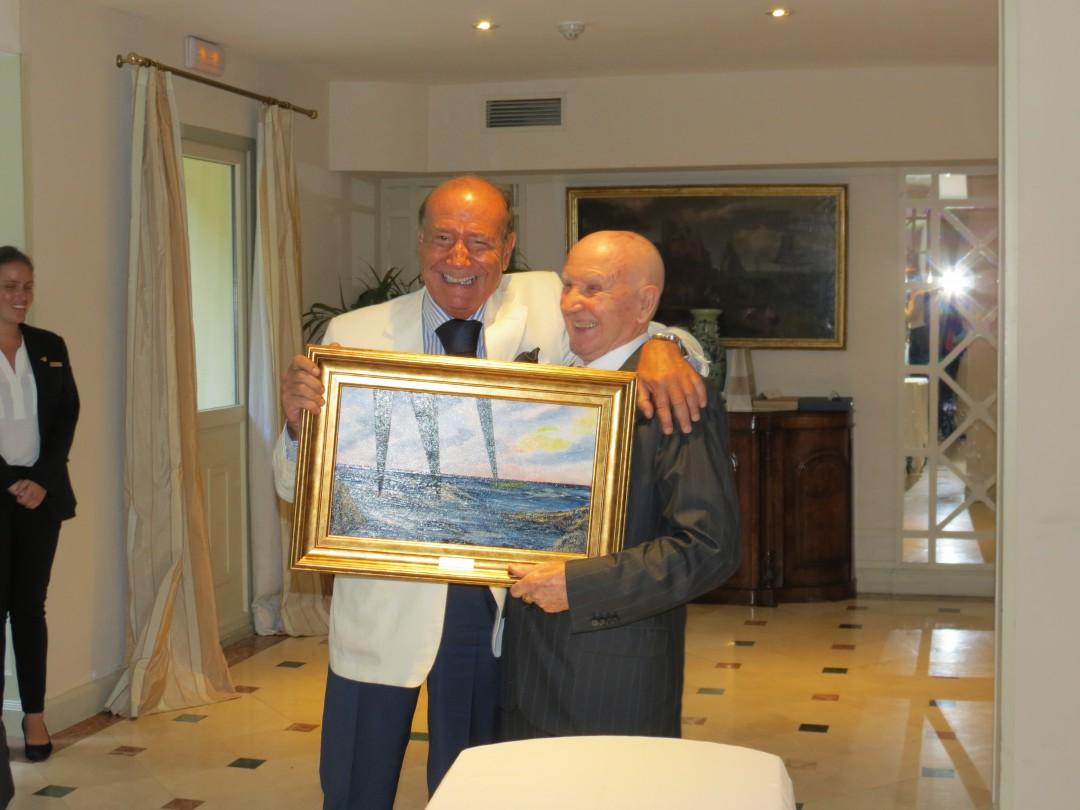 Don José Castro - Homenaje en Madrid