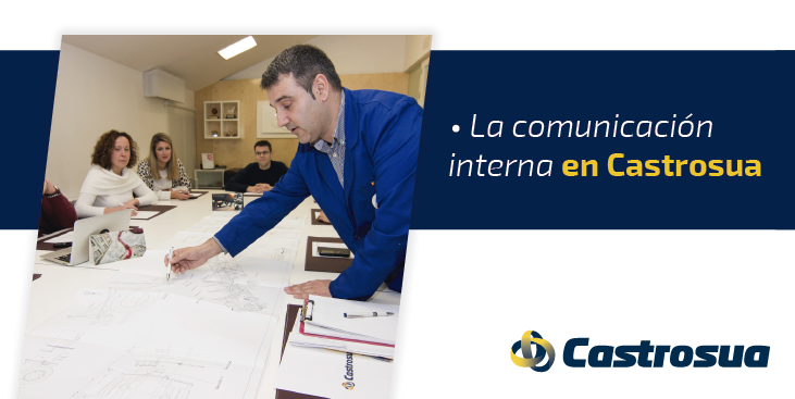 Estrategia de comunicación interna en Castrosua