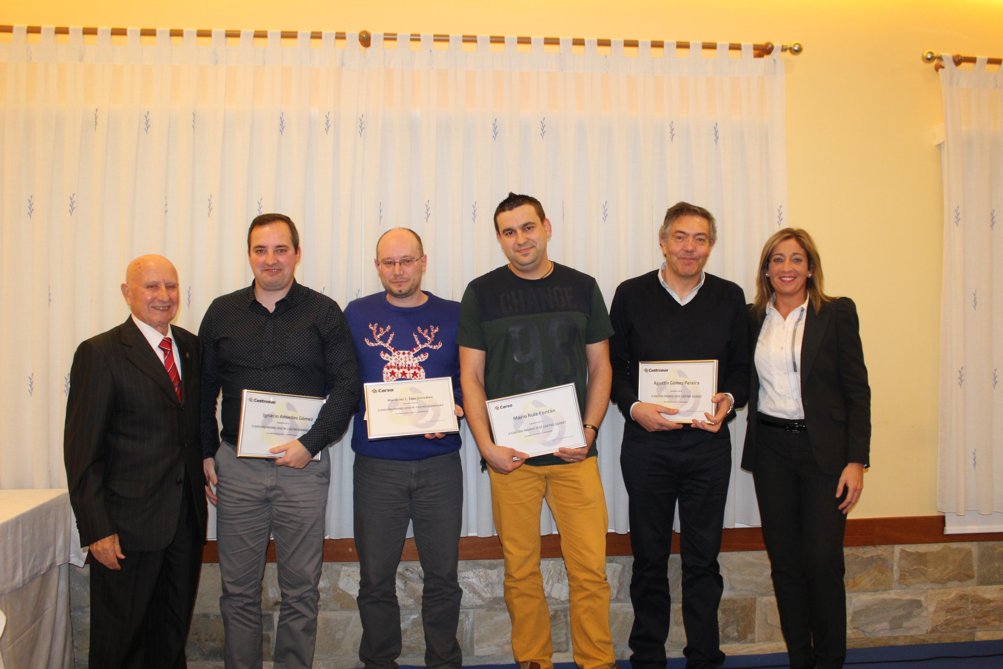 Premios Grupo Castrosua