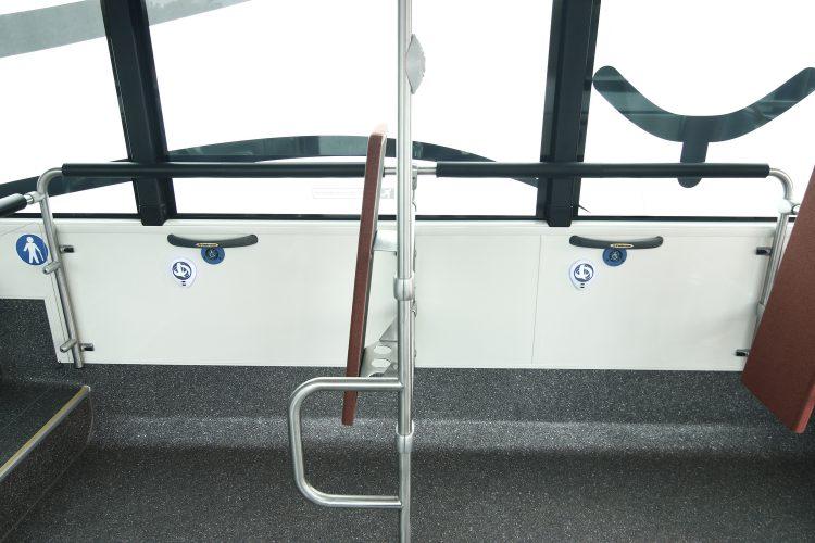 accesibilidad autobuses Castrosua