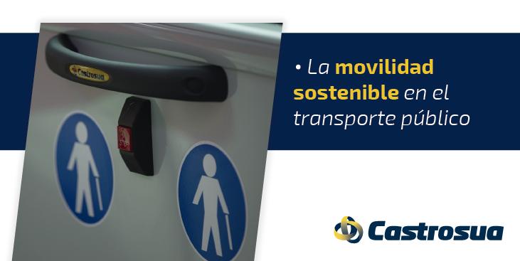 movilidad sostenible en autobuses Castrosua