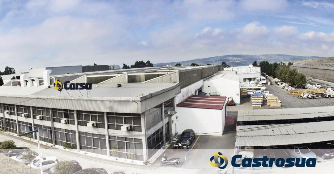 historia de Castrosua planta Carsa