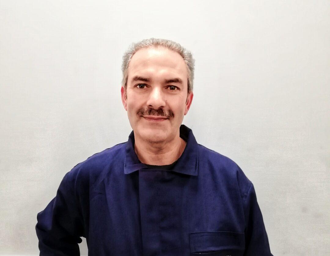 Florantino Pena, ganador del Premio D. José Manuel Castro a la profesionalidad en Castrosua
