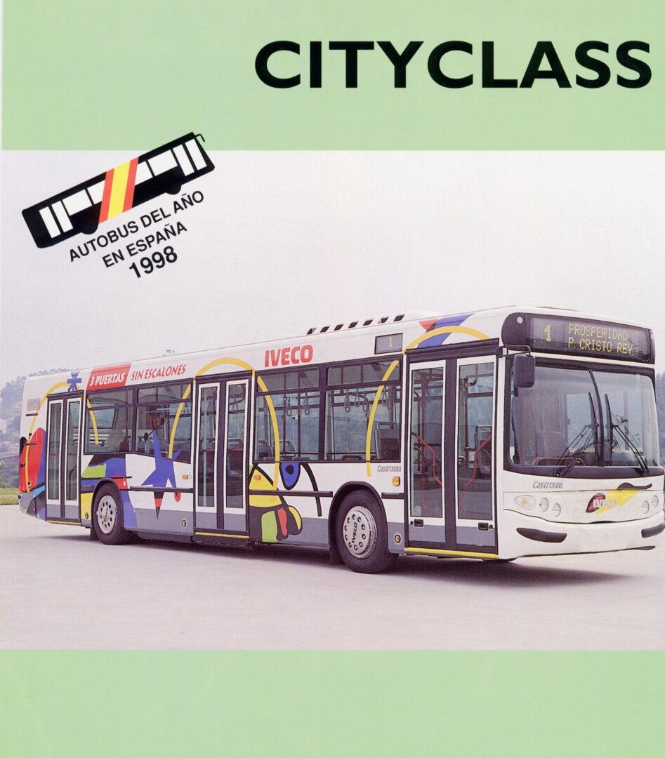 premio Autobús del Año Revista Viajeros