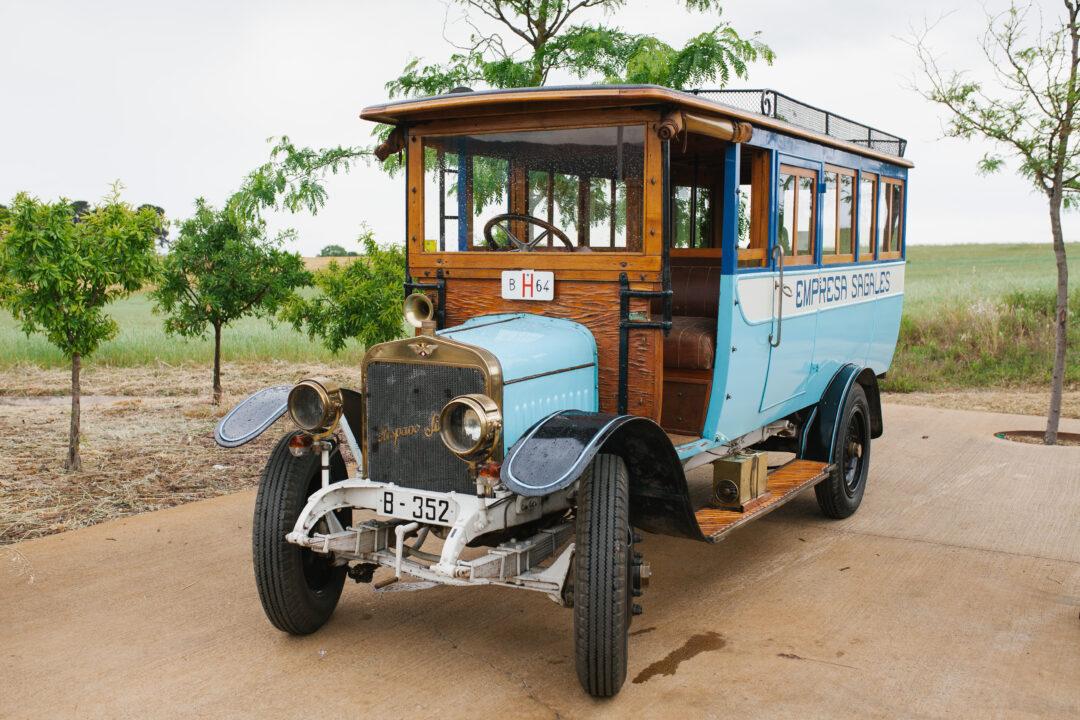 Hispano del año 1908 colección Sagalés