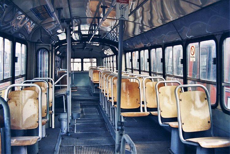 autobús Pegaso 6035-A