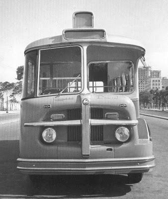 Autobús Pegaso Z-404