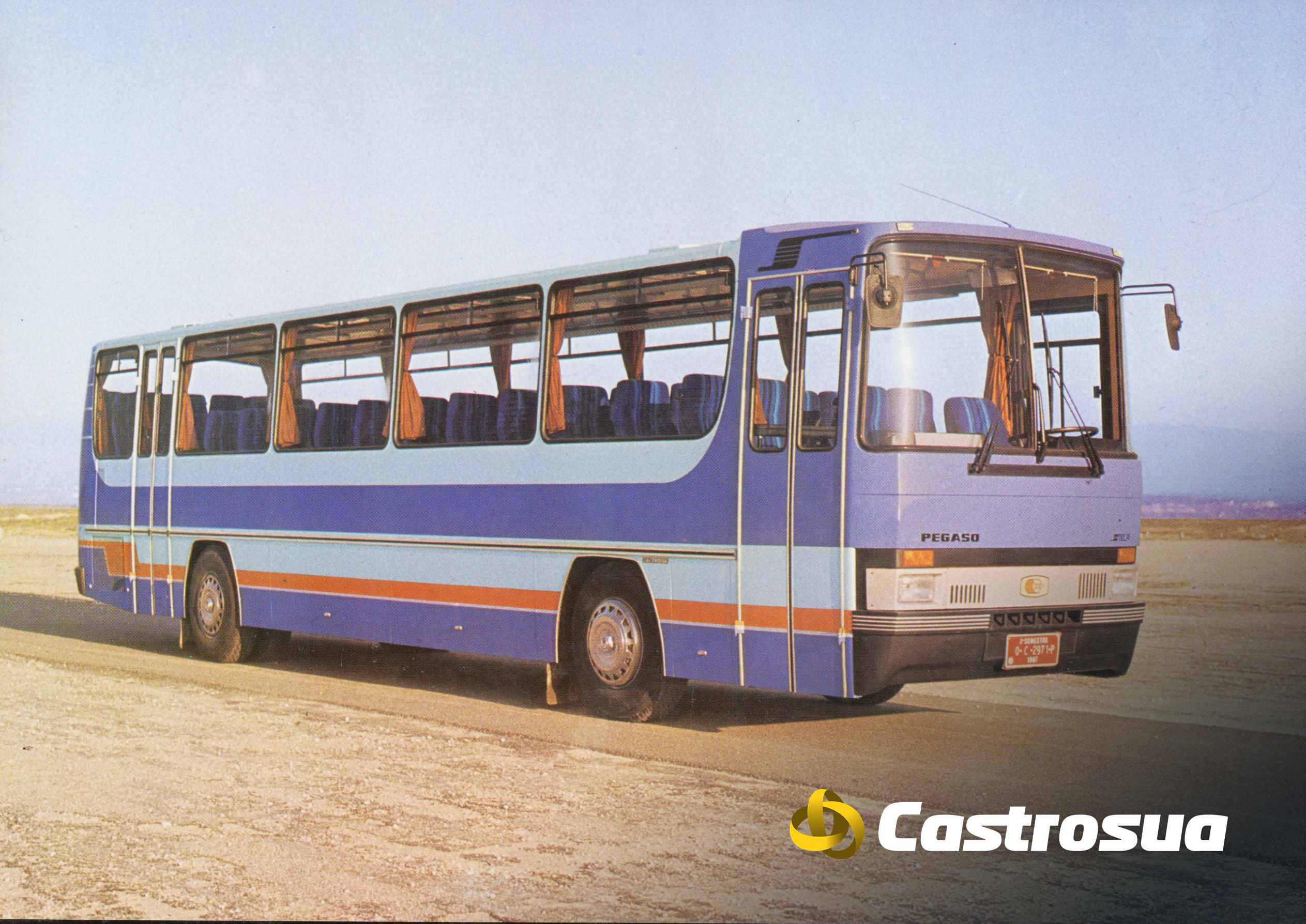 carrocería histórica Stela Castrosua